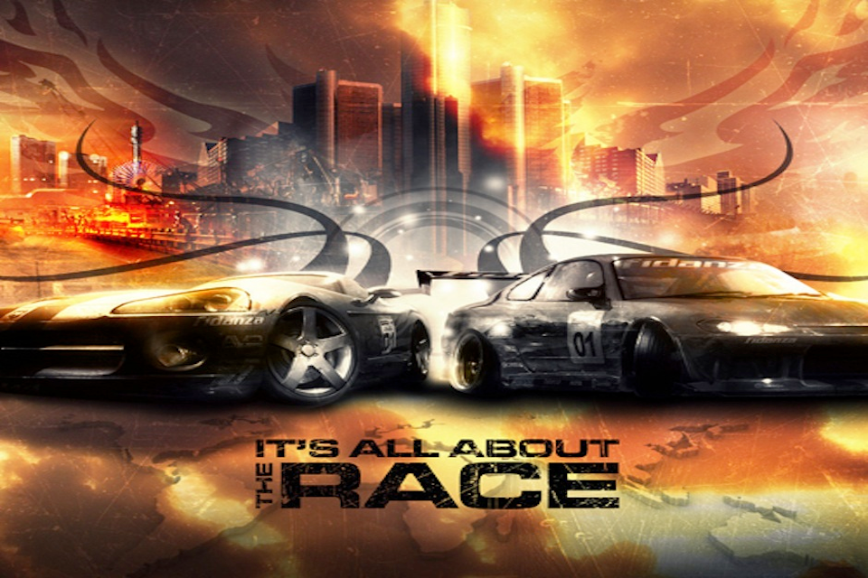 Screenshot iRace 2 : Car Racing with Sensors and Drive race Arcade